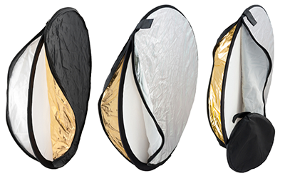 5 in 1 reflector for studio photography