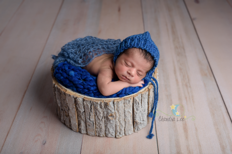 This is an image taken at Baby Ekam's newborn session.