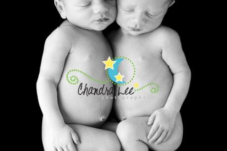 Twins Newborn Photography | Toronto