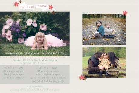 Fall Family Photos Chandra Lee Photography
