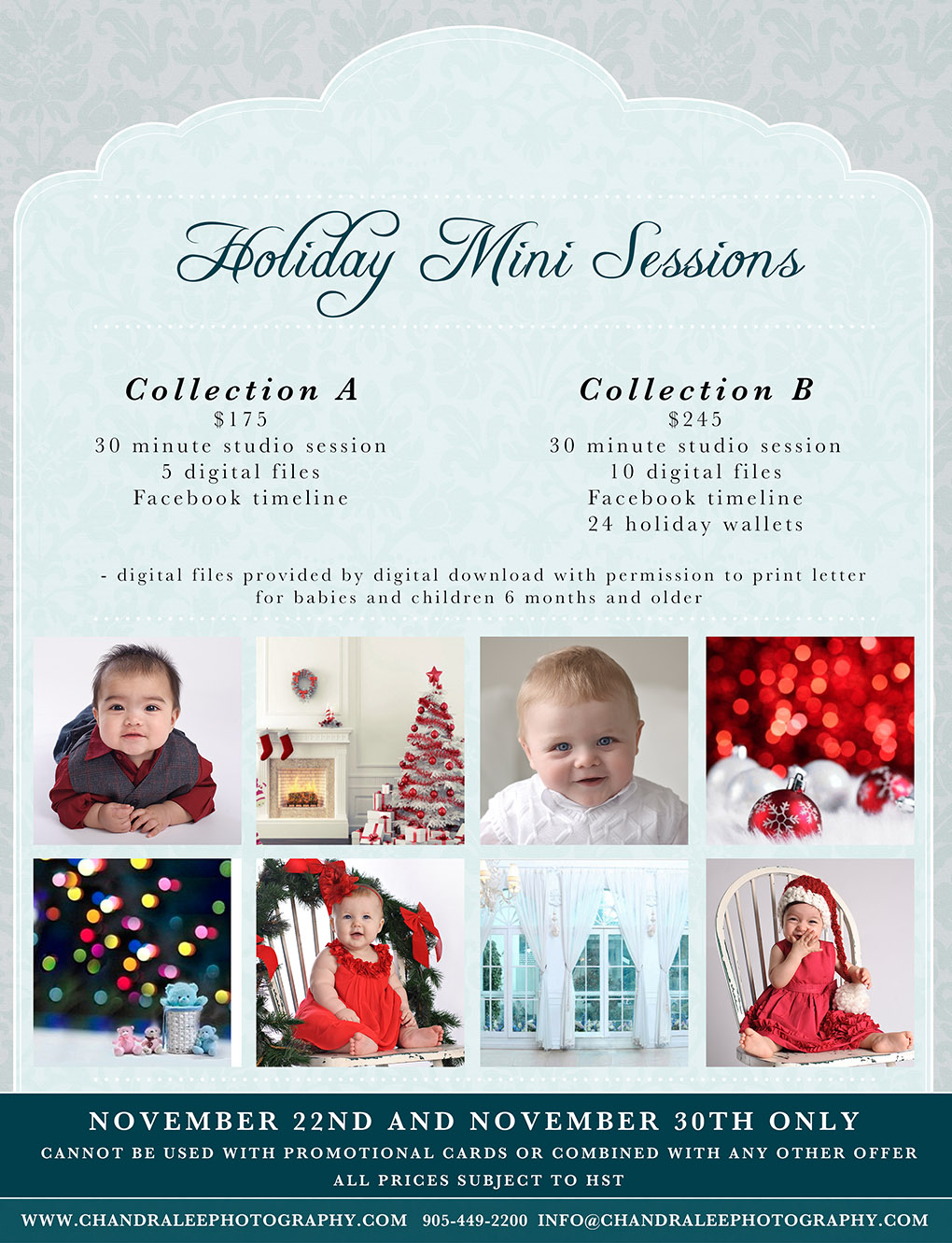 Holiday Mini Sessions 2014