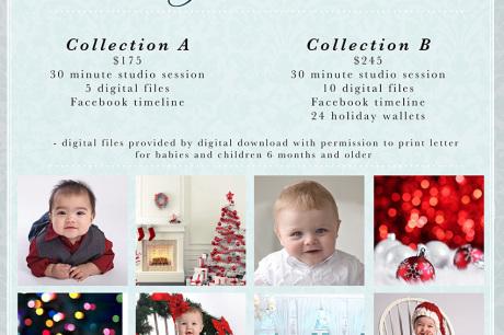 Bethesda House Holiday Mini Session Fundraising