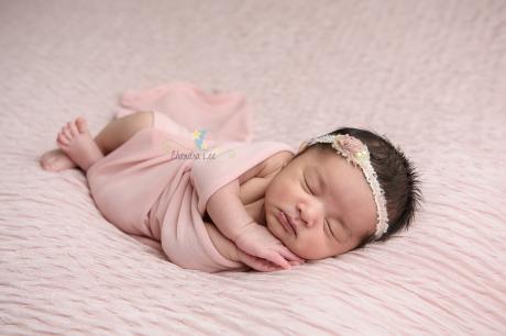 Baby Kassia Newborn Picture